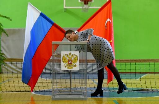 Le Kremlin récuse de possibles fraudes électorales à Saint-Pétersbourg