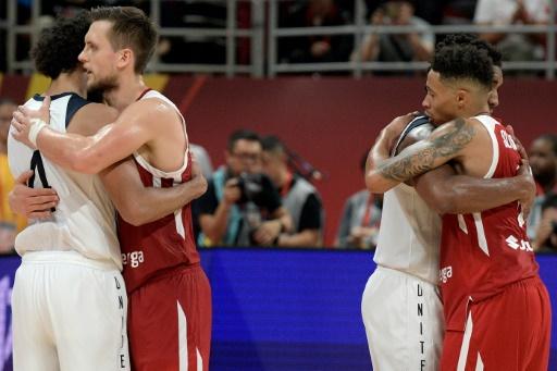 Mondial de basket: les Américains finissent 7e, le pire résultat de leur histoire