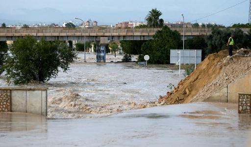 Inondations en Espagne: six morts, le Premier ministre se rend sur place