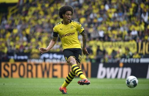 Les Belges à l'étranger - Dortmund fête le retour de Witsel et d'Hazard en s'emparant provisoirement de la tête