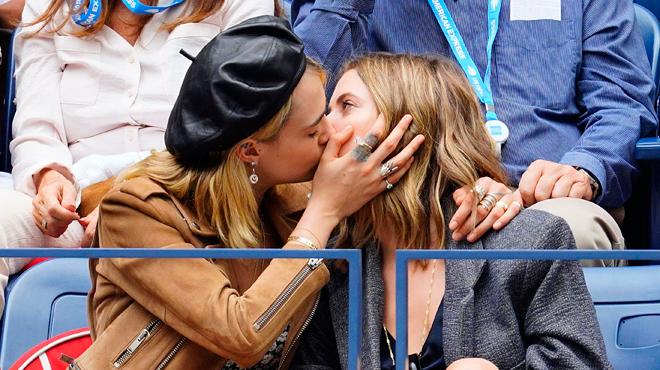 Cara Delevingne se confie sur sa relation avec Ashley Benson: