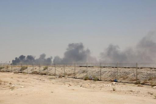 La Bourse de Ryad chute après des attaques contre des sites pétroliers