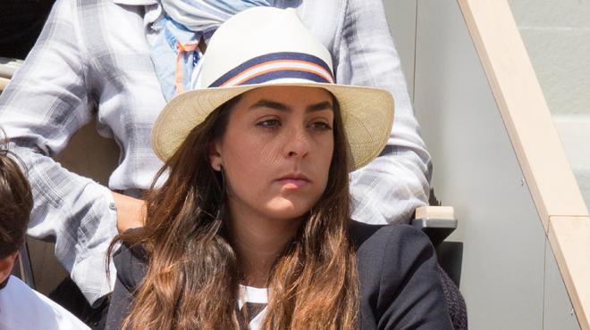 La fille d'Alain Delon, Anouchka, inquiète ses fans