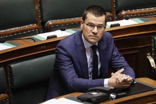 Formation fédérale - Sander Loones (N-VA) voit du positif dans les propos de MM. Marcourt (PS) et Crucke