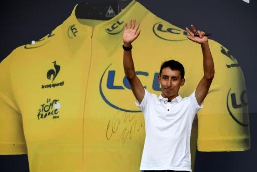 Mondiaux de cyclisme: la Colombie avec Bernal et Quintana