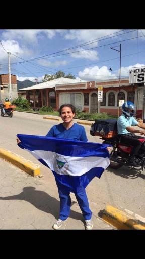Crise politique au Nicaragua - Amaya Coppens: