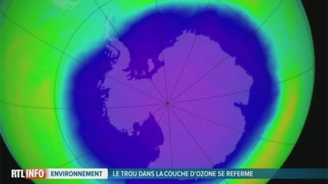 En 2019, le trou dans la couche d'ozone pourrait être l'un des plus petits en 30 ans
