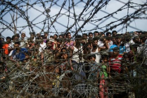 Birmanie: les Rohingyas vivent sous la menace d'un