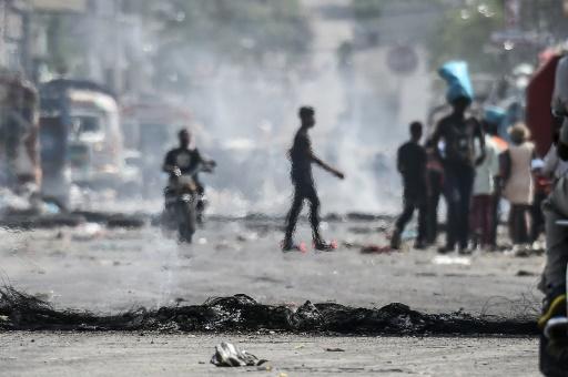 Haïti: la pénurie d'essence attise les tensions