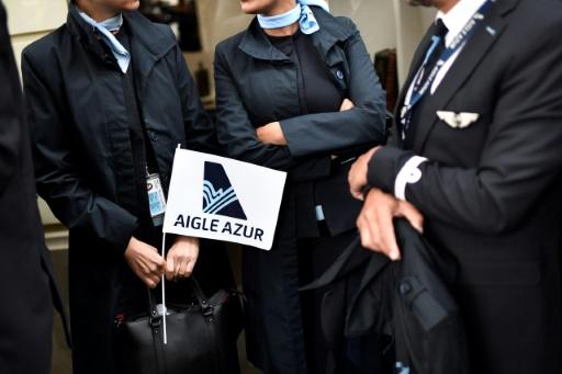 Aigle Azur: liquidation avec poursuite d'activité jusqu'au 27 septembre (tribunal de commerce)