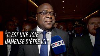 Première visite officielle en Belgique du nouveau président congolais- Félix Tshisekedi livre ses premières impressions à RTL INFO (vidéo) 4