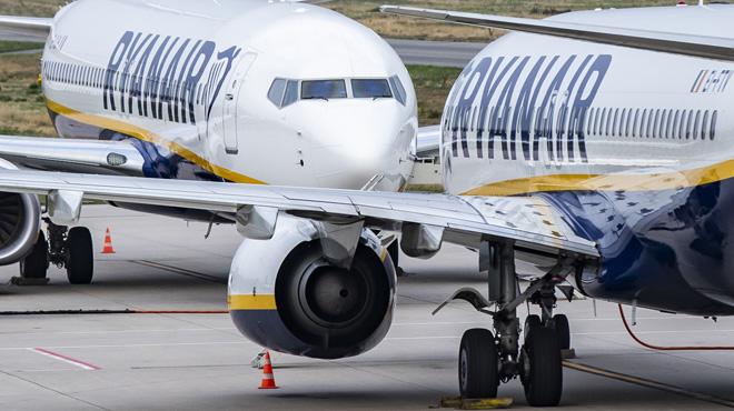 De nombreux vols Ryanair annulés le 27 septembre: une