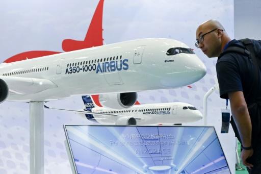 Airbus révise à la hausse les besoins en avions neufs d'ici à 2038