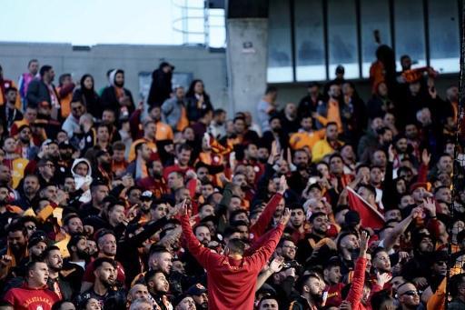 Une trentaine de supporters turcs interpellés avant le match Club Brugge-Galatasaray