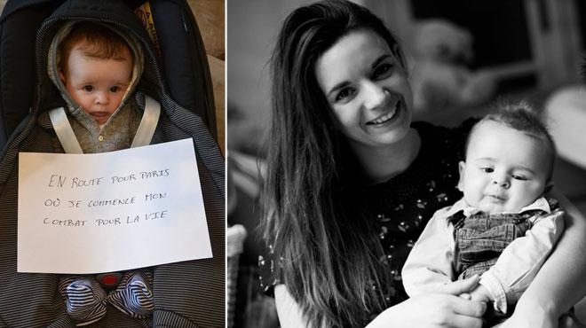 Jules a 3 ans et se bat contre la même maladie que Pia: son papa se confie sur le quotidien de sa famille