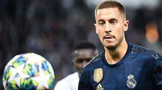 Le Real était meilleur sans lui, On ne l'a pas vu- la presse internationale INCENDIE Eden Hazard après son match contre le PSG 4