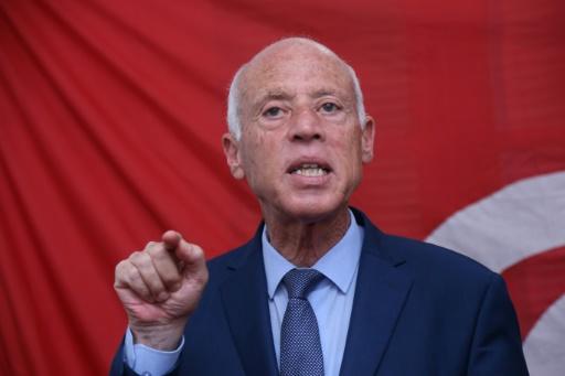 Tunisie: sur l'ex campus de Kais Saied, on se réjouit d'une