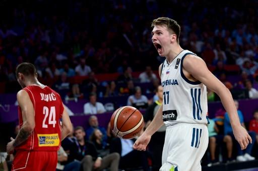 Basket: la Slovénie de Luka Doncic repêchée pour les tournois de qualification olympique