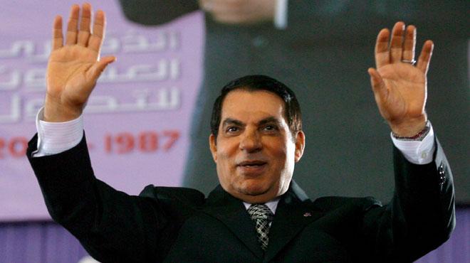Ben Ali, l'ancien président tunisien, est décédé à l'âge de 83 ans