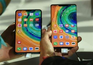 Huawei lance son premier smartphone zéro Google après les sanctions américaines