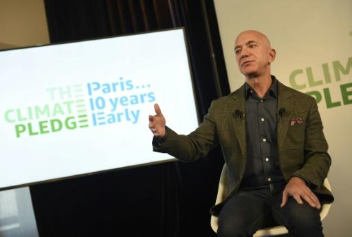 Amazon met son poids dans la balance pour avancer de 10 ans les objectifs de l'Accord de Paris