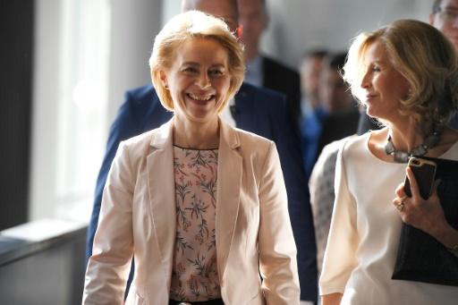 Commission: la longue route d'Ursula von der Leyen pour imposer son équipe