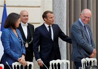 Macron installe une commission d'experts sur les 1.000 premiers jours de l'enfant