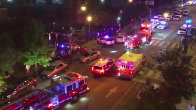Une fusillade fait un mort et cinq blessés à Washington