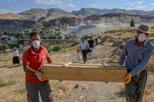 En Turquie, l'antique Hasankeyf se meurt à cause d'un barrage