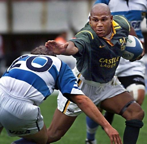 Mondial de rugby: l'Afrique du Sud rendra hommage à Chester Williams contre la Nouvelle-Zélande