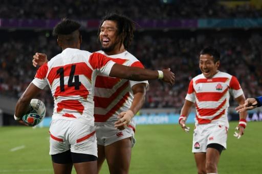 Mondial de rugby: large succès du Japon sur la Russie 30-10