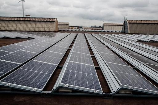 Près de 3.000 panneaux solaires vont alimenter des sites sportifs et culturels wallons