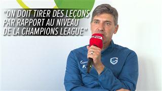 A tête reposée, Mazzu revient sur son premier match de Ligue des champions- Ça restera un très mauvais souvenir pour le futur (vidéo) 2