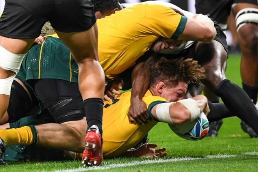Mondial-2019: l'Australie s'est ressaisie à temps face aux Fijdi