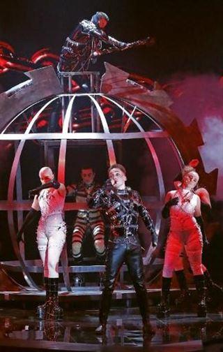 Eurovision 2019 - Echarpes palestiniennes- le service public islandais écope d'une amende minimale