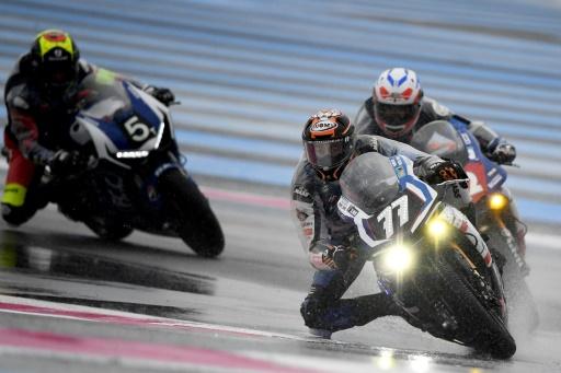 Bol d'Or: plusieurs motos du peloton de tête abandonnent suite à un accident