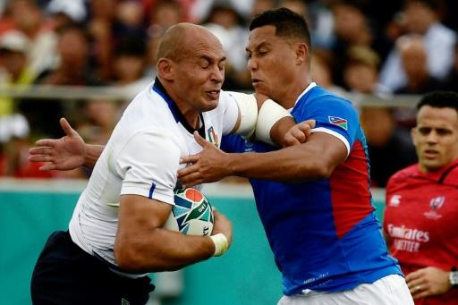 Mondial de rugby: l'Italie démarre mezzo forte
