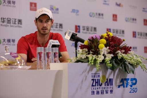Tennis: pour Andy Murray, il serait