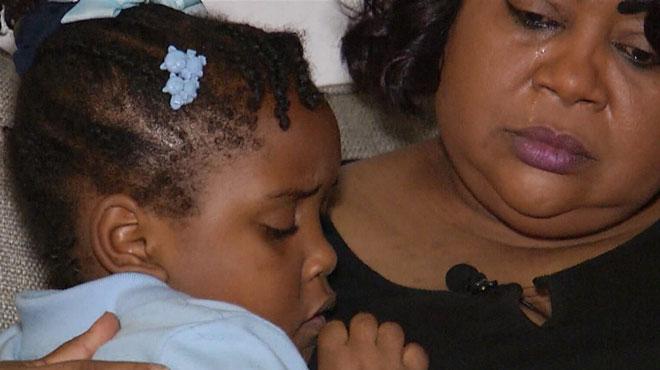 Parce qu'elle a frappé un enfant à l'école, Kaia, 6 ans, est menottée et conduite dans un centre de détention en Floride