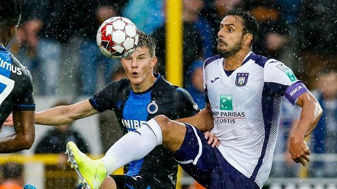 Anderlecht tombe à nouveau, au FC Bruges cette fois 1