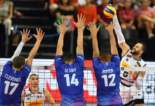 Euro de volley: le choc tant attendu aura bien lieu entre la France et l'Italie en quarts