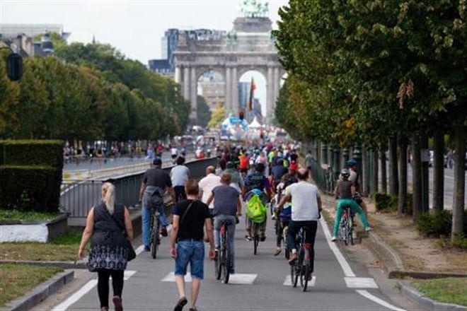 Dimanche sans voiture - 246 interventions médicales durant le dimanche sans voiture à Bruxelles