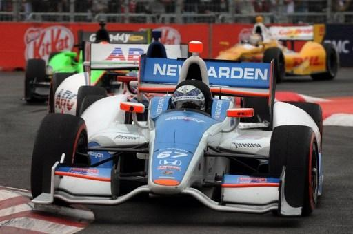 Indycar - L'Américain Josef Newgarden sacré champion