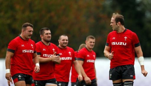 Mondial de rugby: les Gallois veulent battre la Georgie pour oublier l'affaire Howley