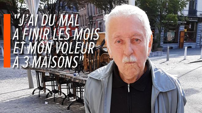 Fernand, nonagénaire liégeois, attend ses 130.000€ volés depuis trois ans: