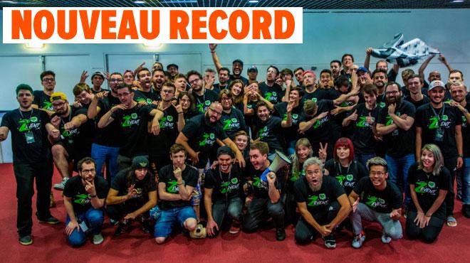 Gamers et streamers récoltent  3,5 millions d'euros pour la bonne cause en France