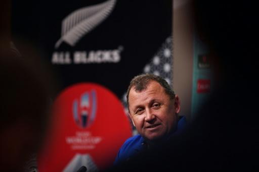 Mondial de rugby: les All Blacks veulent