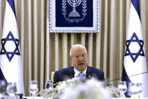 Israël: le président va rencontrer Netanyahu et Gantz ensemble lundi soir