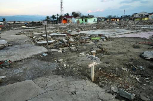Indonésie: un an après le séisme de Palu, près de 60.000 personnes sans abri