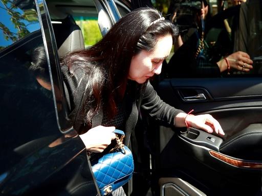 Canada: une cadre de Huawei de retour au tribunal pour contester son extradition